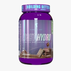 Light Hydro - Sabor Chocolate Belga 900g