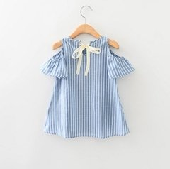 Chambray Striped - comprar online