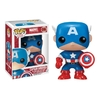 Funko POP! Marvel - Capitan America #06
