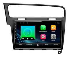 "Stereo Multimedia 10"" para VW Golf 2014-2019 con GPS - WiFi - Mirror Link para Android/Iphone"