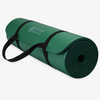 Colchoneta Yoga Pilates Mat 10mm Gaiam Essentials con Porta Mat