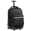 Mochila J-World con Carro Sunrise - Negro