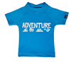 Remera MC Adventure Celeste