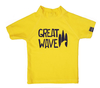 Remera MC Great Waves Amarilla