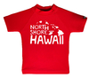Remera MC North Shore Roja