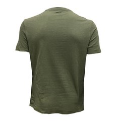Camiseta Osklen Double Linen Collections (dupla face) - comprar online