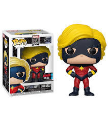 Funko Pop Captain Marvel 526