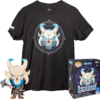 FUNKO POP TEES FORTNITE RAGNAROK ( TALLE S O M )