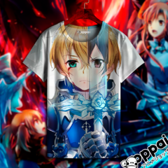 Remera Sao Sword Art Online 09