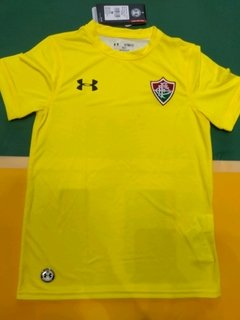 Camisa Fluminense Goleiro Infantil Under Armour