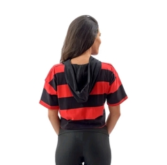 Cropped Flamengo Lucky - comprar online